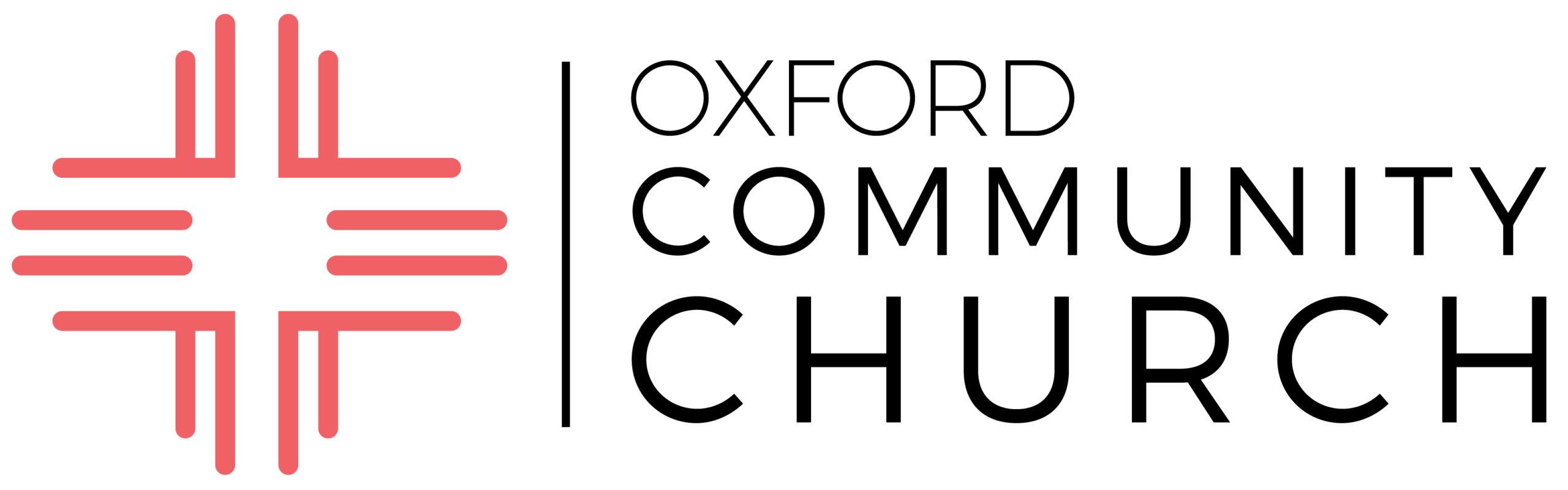 Oxford community church logo